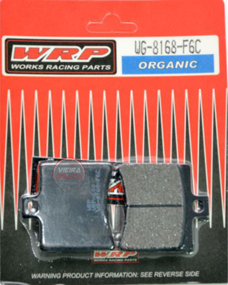 Picture of Pastilhas Travão Disco WRP  WG-8168-F6C