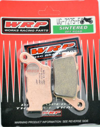 Picture of Pastilhas Travão Disco WRP  WG-7275-F4 - REAR