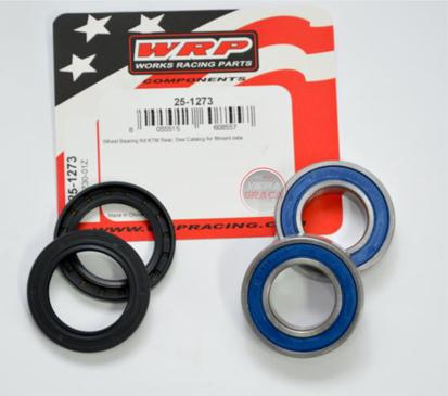 Picture of Kit Rolamentos + retentores roda WRP - WY-25-1273 - HUSABERG, HUSQVARNA, KTM - TRÁS
