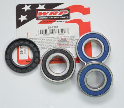Picture of Kit Rolamentos + retentores roda WRP - WY-25-1283 - HUSABERG 450/650FS, KTM  350/660 - TRÁS