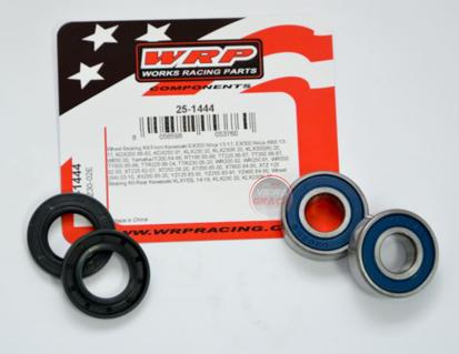 Picture of Kit Rolamentos + retentores roda WRP - WY-25-1444 - KAWASAKI KDX/KLX 200-250, YAMAHA - FRENTE