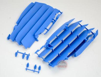 Picture of Protecções radiador TM Racing - Azul - 250/300 4T - ≥2012