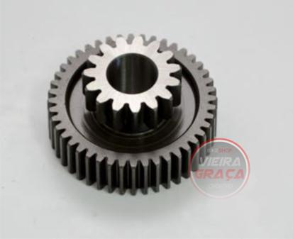 Picture of Carreto motor arranque duplo TM Racing ES