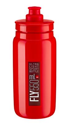Picture of Bidon Elite Fly Vermelho  c/ logo Bordeaux 550 ml