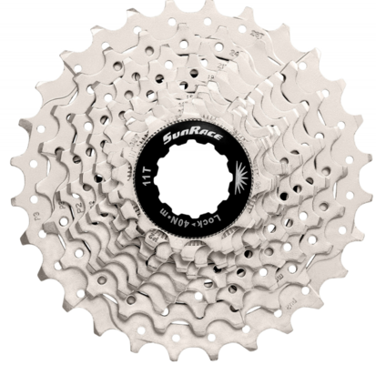 Picture of Cassete Sun Race Road CSRS1 10v 11-28 Metalic