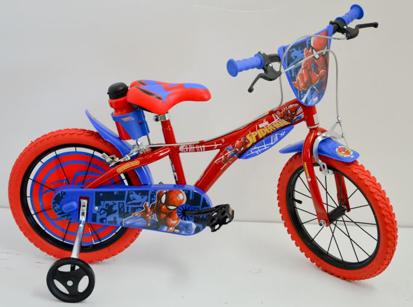 Picture of Bike Criança SPIDERMAN R16